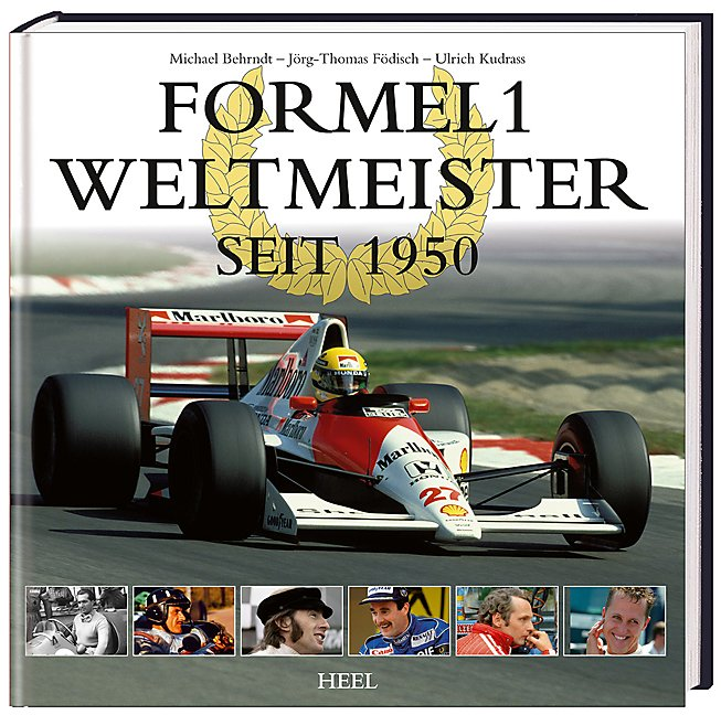 Formel 1 Weltmeister Seit 1950 Buch Portofrei Bei Weltbildde