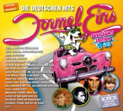 Formel Eins - Die deutschen Hits, Various