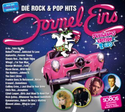 Formel Eins - Die Rock & Pop Hits, Various
