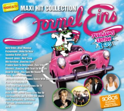 Formel Eins - Maxi Hit Collection, Various