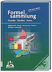 Formelsammlung bis zum Abitur, mit CD-ROM