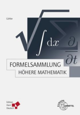 Formelsammlung Höhere Mathematik (PDF), Wilhelm Göhler