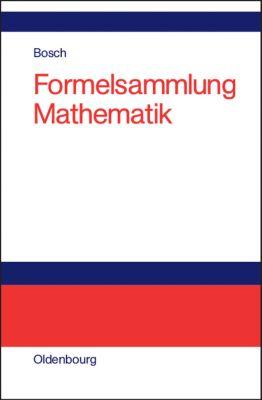Formelsammlung Mathematik, Karl Bosch