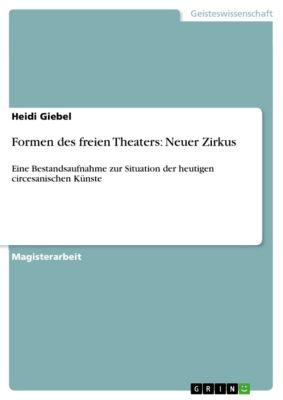Formen des freien Theaters: Neuer Zirkus, Heidi Giebel