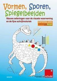 Formen - Spuren - Spiegelbilder holländisch, Gabriele Klink