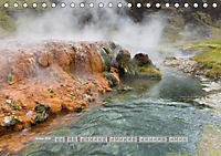 Formen und Farben der Erde (Tischkalender 2019 DIN A5 quer) - Produktdetailbild 10