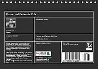 Formen und Farben der Erde (Tischkalender 2019 DIN A5 quer) - Produktdetailbild 13