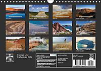 Formen und Farben der Erde (Wandkalender 2019 DIN A4 quer) - Produktdetailbild 13