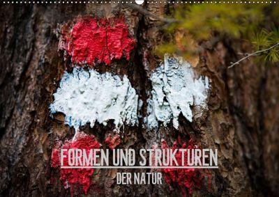 Formen und Strukturen der Natur (Wandkalender 2019 DIN A2 quer), Mike Grimm