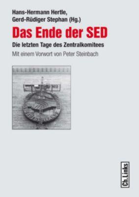 Forschungen zur DDR-Gesellschaft: Das Ende der SED