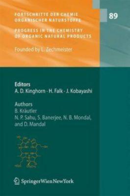 Fortschritte der Chemie organischer Naturstoffe; Progress in the Chemistry of Organic Natural Products, B. Kräutler