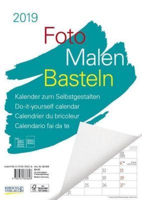 Foto-Malen-Basteln A4 weiss Notice 2019