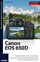 Foto Pocket Canon EOS 650D