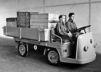 Fotoalbum der Maschinenfabrik Esslingen: Die Elektrofahrzeuge - Produktdetailbild 4