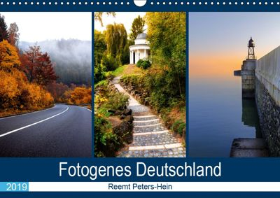 Fotogenes Deutschland (Wandkalender 2019 DIN A3 quer), Reemt Peters-Hein