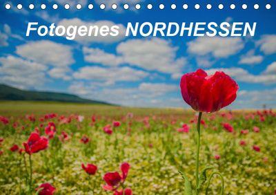 Fotogenes Nordhessen (Tischkalender 2019 DIN A5 quer), Wolfgang Nickel