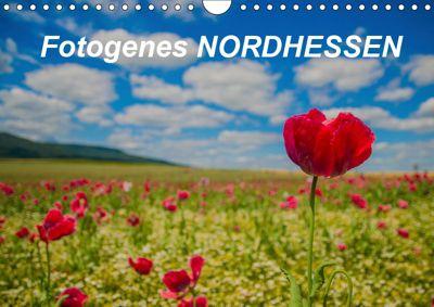 Fotogenes Nordhessen (Wandkalender 2019 DIN A4 quer), Wolfgang Nickel