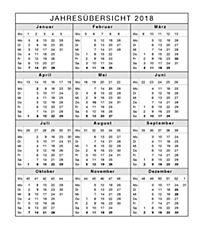 Fotokalender Stimmungen 2018 - Produktdetailbild 15