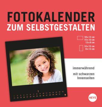 Fotokalender zum Selbstgestalten 2016