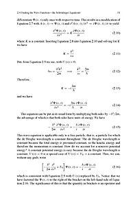 Foundations of Quantum Physics - Produktdetailbild 4