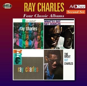 Four Classic Albums, Ray Charles