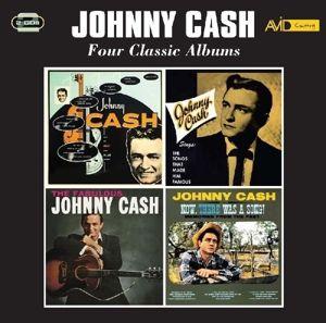 Four Classic Albums, Johnny Cash