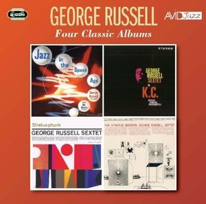 Four Classic Albums, George Russel
