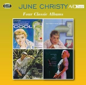 Four Classic Albums, June Christie