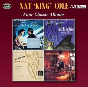 Four Classic Albums, Nat King Cole