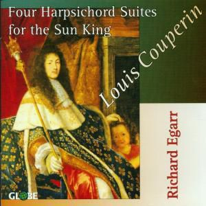 Four Harpsichord Suites For The Sun King, Richard Egarr