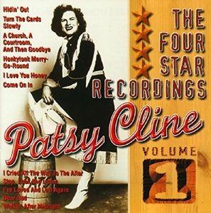 Four Star Recordings Vol.1, Patsy Cline