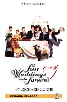 Four Weddings and a Funeral, w. MP3-CD, Richard Curtis