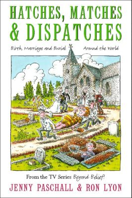 Fourth Estate - E-books - General: Hatches, Matches and Despatches, Jenny Paschall, Ron Lyon