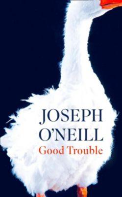 Fourth Estate: Good Trouble, Joseph O'neill