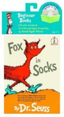 Fox in Socks, w. Audio-CD, Dr. Seuss
