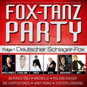 Fox-Tanz Party,Folge 1: Deutsc, Various