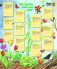 Frag doch mal ... die Maus! Die Sachbuchreihe Band 24: Unser Garten - Produktdetailbild 3