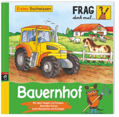Frag doch mal ... die Maus! Erstes Sachwissen Band 2: Bauernhof