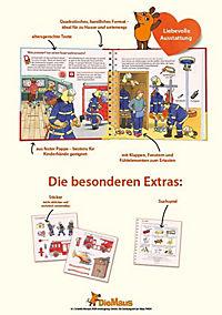 Frag doch mal ... die Maus! Erstes Sachwissen Band 3: Feuerwehr - Produktdetailbild 1