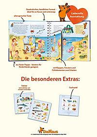 Frag doch mal ... die Maus! Erstes Sachwissen Band 6: Am Meer - Produktdetailbild 1