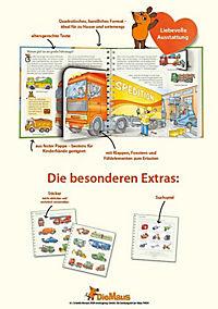 Frag doch mal ... die Maus! Erstes Sachwissen Band 7: Große Fahrzeuge - Produktdetailbild 1