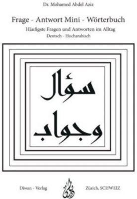 Frage-Antwort Mini-Wörterbuch, Mohamed Abdel Aziz