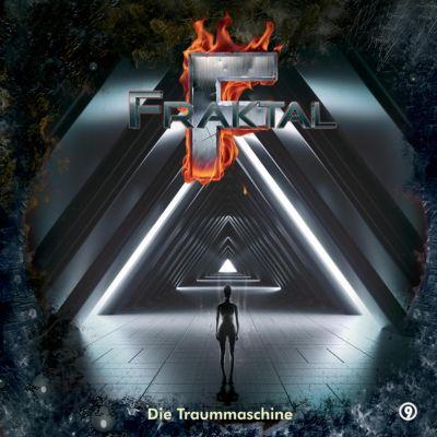 Fraktal: Fraktal, Folge 9: Die Traummaschine(Hörbuch-Download) - Peter Lerf  