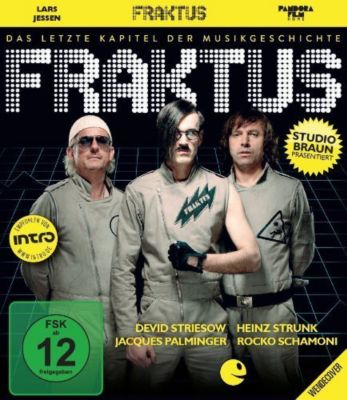 Fraktus, Heinz Strunk, Rocko Schamoni, Jacques Palminger, Sebastian Schultz, Lars Jessen, Ingo Haeb