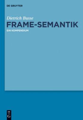Frame-Semantik, Dietrich Busse