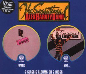 Framed / Next, Alex Sensational Band Harvey