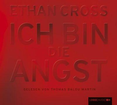 Francis Ackerman junior Band 2: Ich bin die Angst, 6 CDs, Ethan Cross