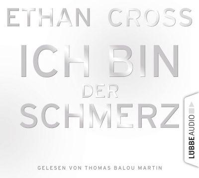Francis Ackerman junior Band 3: Ich bin der Schmerz (6 Audio-CDs), Ethan Cross