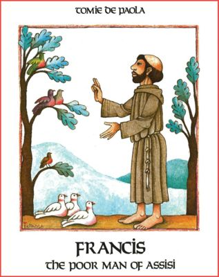 Francis, the Poor Man of Assisi, Tomie dePaola