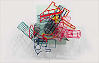 Frank Stella. Die Retrospektive. Werke 1958-2012 - Produktdetailbild 10